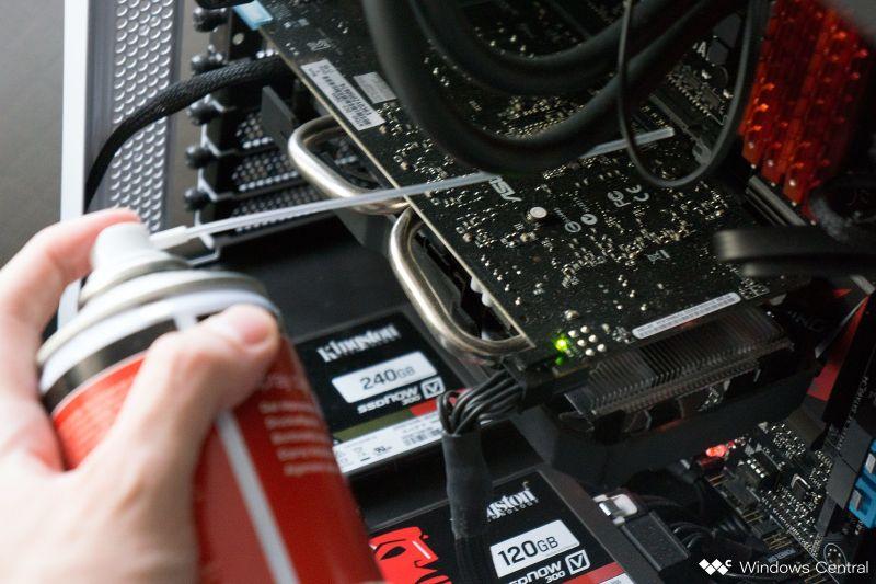 Come pulire l'hard disk con compressore? Info utili, video, guida